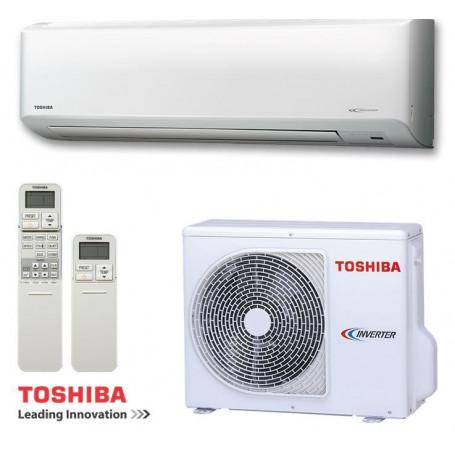 TOSHIBA SUZUMI + KIT POSE 3ML-RAS-B18N + RAS-18N - 5000W A++