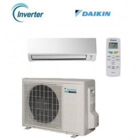 DAIKIN FTXB35C + RXB35C+ KIT POSE 3ML- 3500W A+
