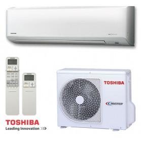 Climatiseur reversible TOSHIBA SUZUMI + 13N3AV2-E1 / RAS-B13N3KV2-E1 - A++