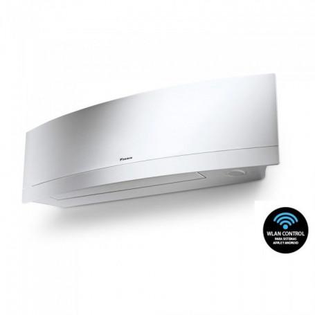 Unite interieure DAIKIN FTXJ25MW + R-32 Blanc + Wifi 2500W A+++