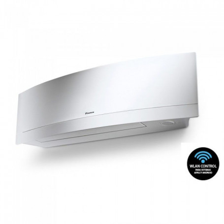 Unite interieure DAIKIN FTXJ50MW + R-32 Blanc + Wifi 5000W A+++