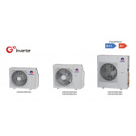 GREE MULTI - Unité EXT GWHD(42)NK3FO 12000W - 5 sorties