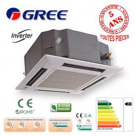 GREE - Unite interieure cassette de 4 voies GKH (12) 3500W
