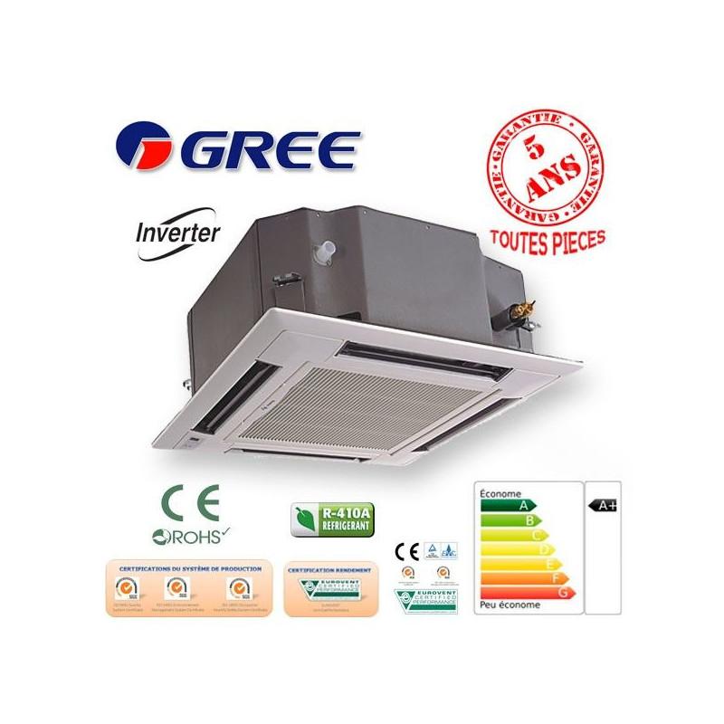 GREE - Unité intérieure cassette de 4 voies modèle GKH (18) 4500W