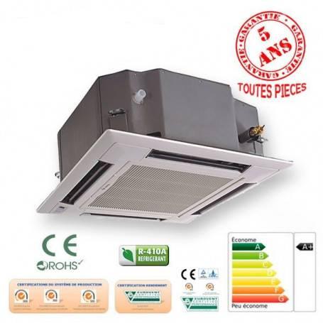 GREE - Unité intérieure cassette de 4 voies modèle GKH(18)BB