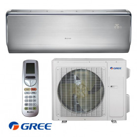 GREE GWH09UB + K3DNA4F U-CROWN- inverter NORDIC (-30ºС) climatiseur Mural réversible 2600W Wifi A++
