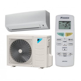 DAIKIN FTXB20C + RXB20C+ KIT POSE 3ML- 2500W A+