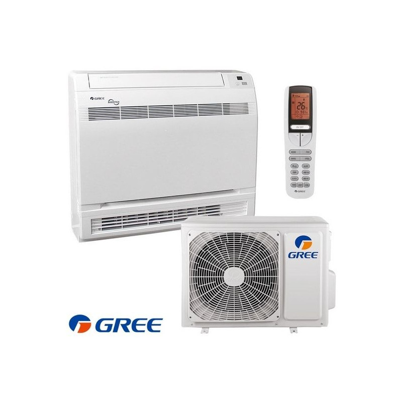GREE CONSOLE GEH09AA + KIT POSE 3ML- 2500W A+