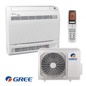 GREE CONSOLE GEH12AA + KIT POSE 3ML- R32 3500W A+