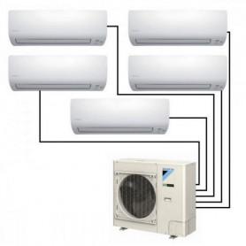 DAIKIN 5MXS90E + 4 CTXS15K + 1 FTXS42K-Wifi-MULTI