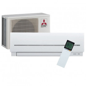 MITSUBISHI ELECTRIC-MSZ-SF25VE + MUZ-SF25VE