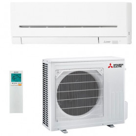 MITSUBISHI ELECTRIC-MSZ-AP60VG + MUZ-AP60VG