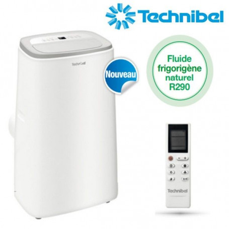 Climatiseur mobile TECHNIBEL - IRO 10
