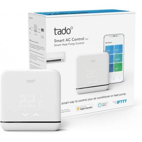 Tado interface de contrôle climatiseurs