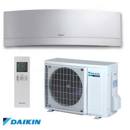 DAIKIN Emura 3 FTXG25LS + RXG25L 2800W ARGENT A+++