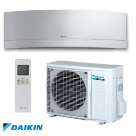 DAIKIN Emura 3 FTXG35LS + RXG35L 3500W ARGENT A+++