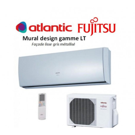 FUJITSU-ASYG 09 LTCA climatiseur inverter réversible 3200Watts