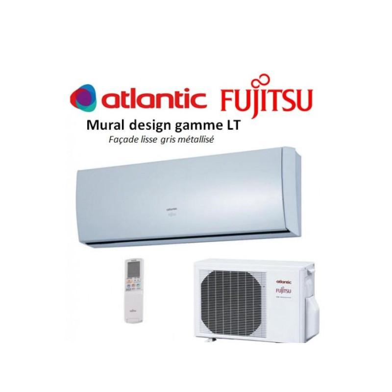 ATLANTIC FUJITSU-ASYG 12LTCA climatiseur Mural